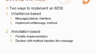 Working with EJB3 - Message Driven Beans (EJB Tutorial Part 4)