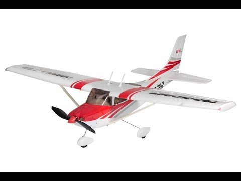TopRc Cessna182 – About the plane and flight review