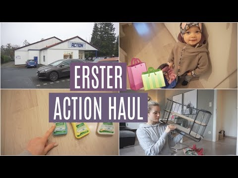 XL VLOG ❘ Das 1. Mal bei ACTION ❘ Mama Alltag ❘ MsLavender