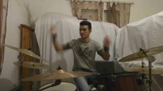 The All American Rejects-My Paper Heart (Drum Cover by Johnny Miherinas)