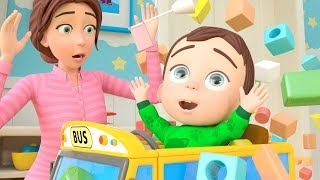Sorry, Forgive Me Song | New Good Manners Nursery Rhymes for Kids