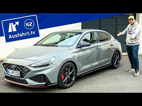2021 Hyundai i30 Fastback N Performance DCT - Kaufberatung, Test deutsch, Review, Fahrbericht