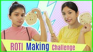 ROTI MAKING CHALLENGE | Soft & Round Phulka, Chapati | #ShrutiArjunAnand #CookWithNisha