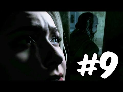 Let's Play Until Dawn [PS4] - Part 9 - Sam v ohrození - (Slovensky)