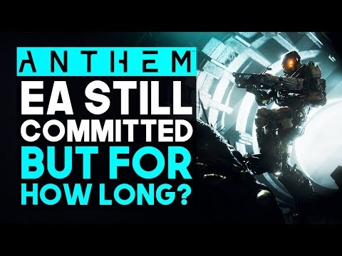 ANTHEM NEWS | EA Still Committed To Support Game despite Underperforming....but For How Long?
