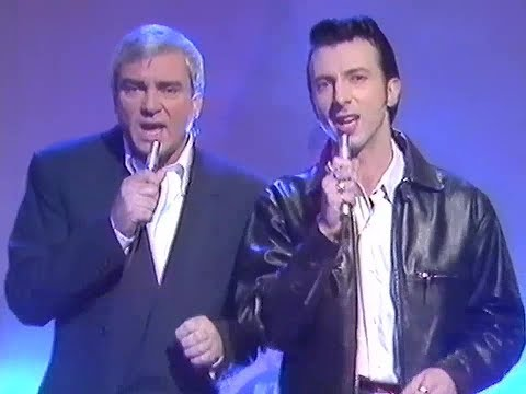 Gene Pitney +  Marc Almond  'Something's Gotten Hold Of My Heart'   1989