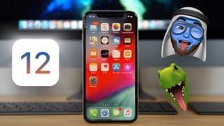 iOS 12 en 12 nouveautés !