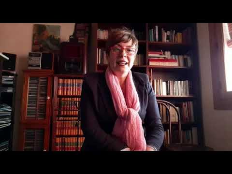 Semana Internacional de los Archivos 2021: Alicia Marchant Rivera