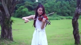 『See You Again』 -Wiz Khalifa Feat. Charlie Puth - (Violin Cover By Mia Wang)