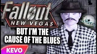 Fallout NV: Old World Blues but I'm the cause of the blues