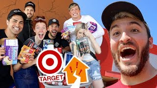 VLOG SQUAD PREPARES FOR THE NEXT EARTHQUAKE!!