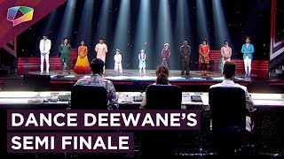 Dance Deewane's Semi Finale With Team Manmarziyan   Colors tv