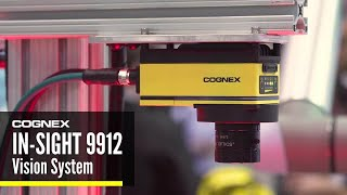 In-Sight 9912 Vision System - Trade Show Product Demo