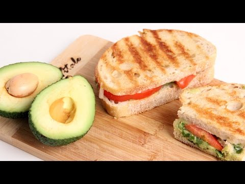 Homemade Guacamole Panini Recipe – Laura Vitale – Laura in the Kitchen Episode 934