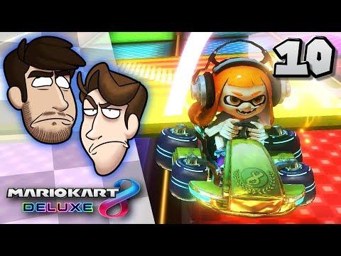 Mario Kart 8 Deluxe VS - EP 10: Baja | SuperMega