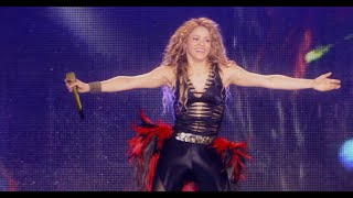 Shakira - La La La  Waka Waka From 'shakira In Concert: El Dorado World Tour'