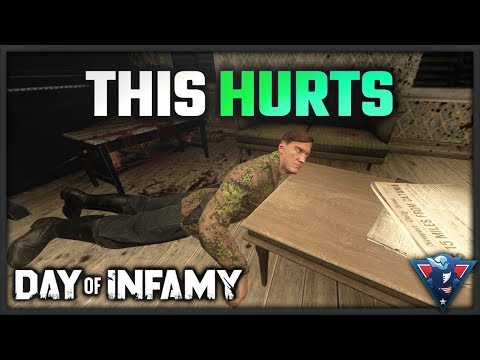 THIS IS PAINFUL - Day of Infamy