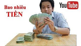 Làm Youtube kiếm bao nhiêu tiền một tháng - PUGK