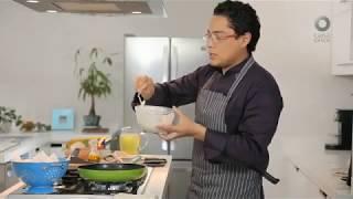 Tu cocina - Tamales de carne con frijol