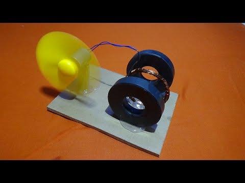 Download Science Project Model Free Energy Handmade Generator Fan