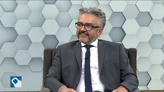Entrevista com José Rivaldo Leite - Programa Seguro