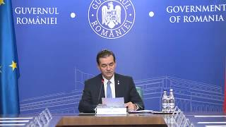 11/13/19 Declarații susținute de premierul Ludovic Orban la începutul ședinței de guvern