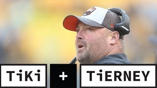 Browns Hire Freddie Kitchens | Tiki + Tierney