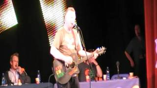 Billy Bragg, The Space Race is Over, Glastonbury 2011