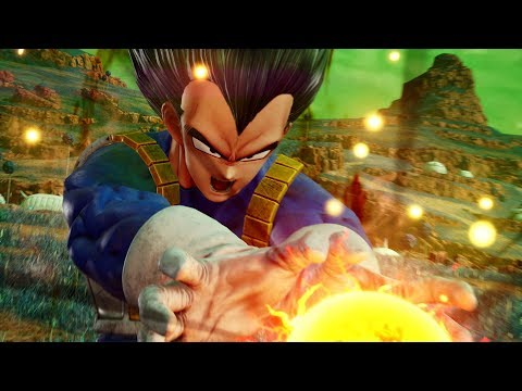 JUMP FORCE - GAMESCOM 2018 TRAILER | X1, PS4, PC thumbnail