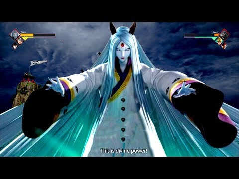 JUMP FORCE - Official NEW Characters & Gameplay (2019)