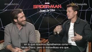 ¡Los Mayores Secretos Del Talento De #SpidermanLejosDeCasa!