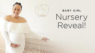 Tia Mowry's Baby Girl Nursery Reveal | Quick Fix | Kholo.pk
