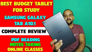 Best Budget Tablet For Study - SAMSUNG GALAXY TAB A 10.1 Study Review