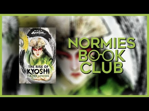 BookClub! The Rise of Kyoshi!
