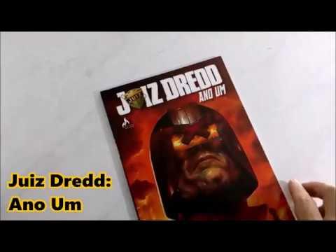 Juiz Dredd: Ano Um