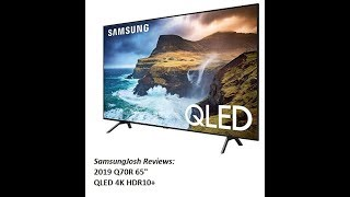 Reviewing The Samsung Q70R Series QLED TV - QN65Q70R - Thủ thuật máy