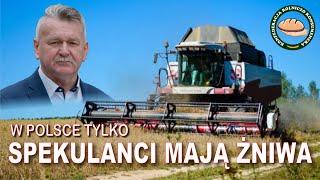 ŻNIWA PO POLSKU. Komu służy rolnictwo?