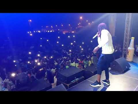Blackt-igwe performance at aneho #kpo keke