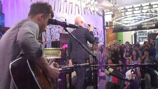 How to Save a Life by The Fray (Live)