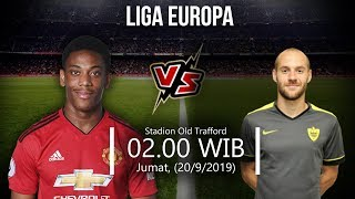 VIDEO: Live Streaming Liga Europa Manchester United Vs Astana Jumat (20/9) Pukul 02.00 WIB