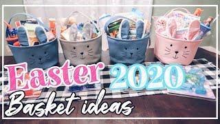 WHAT I GOT MY KIDS FOR EASTER 2020 | EASTER BASKET IDEAS | 4 KIDS UNDER 6