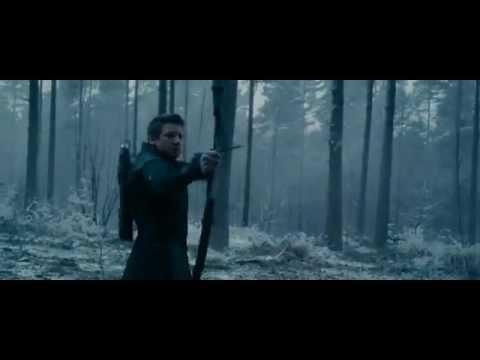 Age of Ultron - Quicksilver Running Scenes