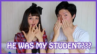 HOW I MET MY JAPANESE BOYFRIEND