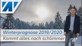Schock für alle Winterfans: US-Experten mit neuer Wintervorhersage 2019/2020!