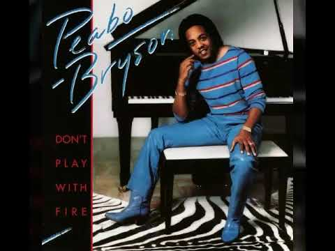 Peabo Bryson - We Don't Have To Talk (About Love)