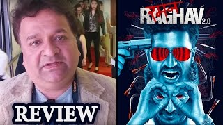 Raman Raghav 20 Detailed Review By GKDesai From Cannes  Anurag Kashyap