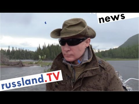 Putins Sibirienurlaub [Video]