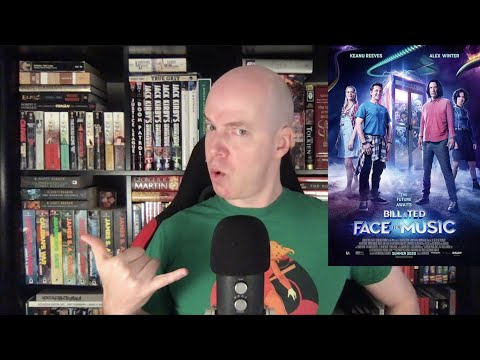Bill and Ted Face the Music – Spoiler Review – It is Most Triumphant