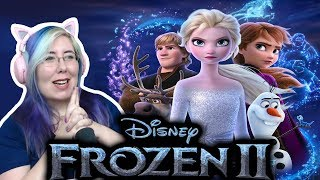 """NEW SONG?!?! - Frozen 2 """"Into The Unknown"""" REACTION - Zamber Reacts"""