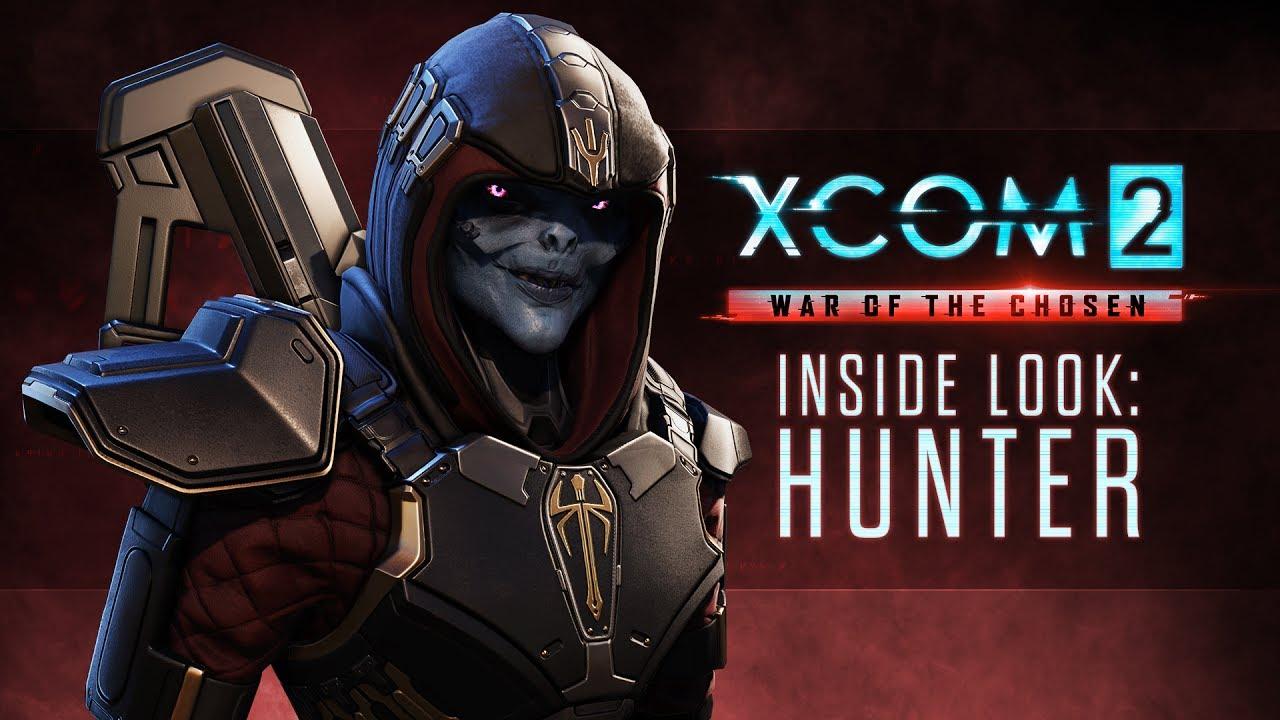 XCOM 2: War of the Chosen - Video della classe: Il Cacciatore